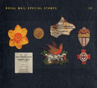 view larger image for Book No. 12 (1995) - Complete Year Book<br/>With all stamps included as defined by Royal Mail. Front of slipcase is pictured.