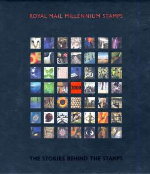 view larger image for Book No. 17 (2000) - Complete Year Book<br/>With all stamps included as defined by Royal Mail. Front of slipcase is pictured.
