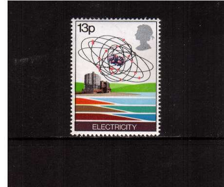 view larger image for SG 1053 (1978) - 13p - Energy Resources - Electricity<br/>commemorative odd value