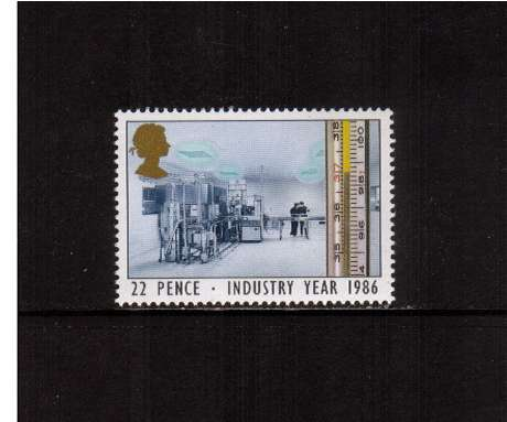 view larger image for SG 1309 (1986) - 22p - Industry Year - Laboratory