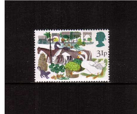 view larger image for SG 1230 (1983) - 31p - British Fairs  - Early Produce Fair