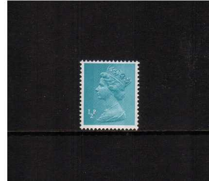 view larger image for SG X841 (1971) - �p Turquoise- Blue - 2 Bands - PVA Gum