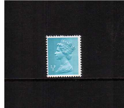 view larger image for SG X841Eg (1972) - �p Turquoise- Blue - 2 Bands - Gum Arabic