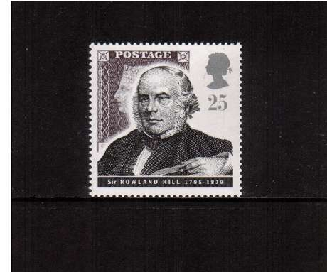 view larger image for SG 1888 (1995) - 25p - Pioneers of Communication - Sir Rowland Hill