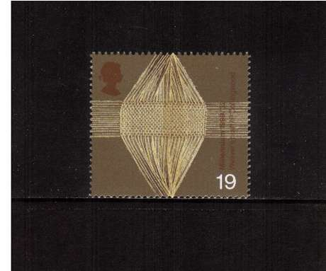 view larger image for SG 2088 (1999) - 19p - Millennium Series - Workers Tale - Woven Threads