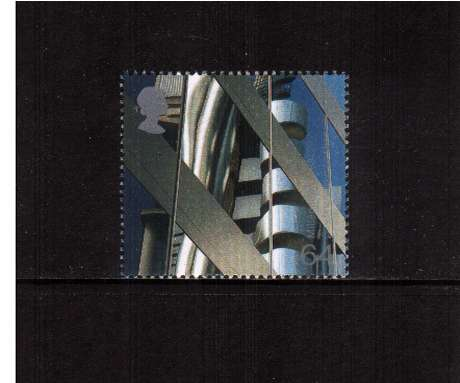 view larger image for SG 2091 (1999) - 64p - Millennium Series - Workers Tale - Lloyd's Building