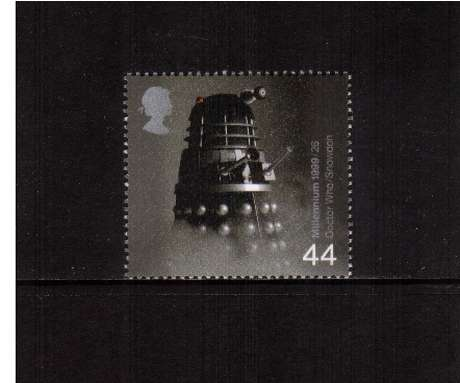 view larger image for SG 2094 (1999) - 44p - Millennium Series - Entertainers Tale - Dr. Who