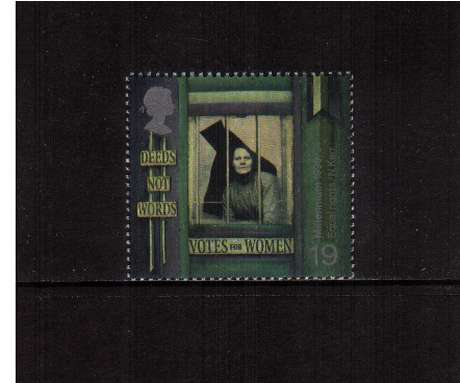 view larger image for SG 2098 (1999) - 19p - Millennium Series - Citizens Tale - Rights for Women