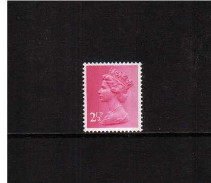 view larger image for SG X851Eg (1972) - 2�p Magenta - Centre Band - Gum Arabic