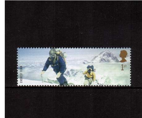 view larger image for SG 2361 (2003) - 1st  - Extreme Endeavours - 1953 Everest Team