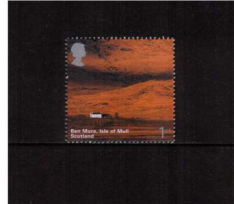 view larger image for SG 2386 (2003) - 1st  - A British Journey - Scotland - Isle of Mull