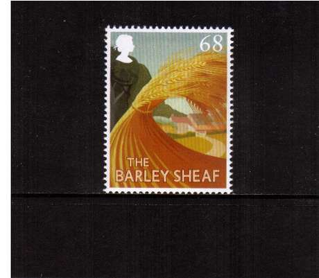 view larger image for SG 2396 (2003) - 68p  - EUROPA - British Pub Signs - 'The Barley Sheaf'