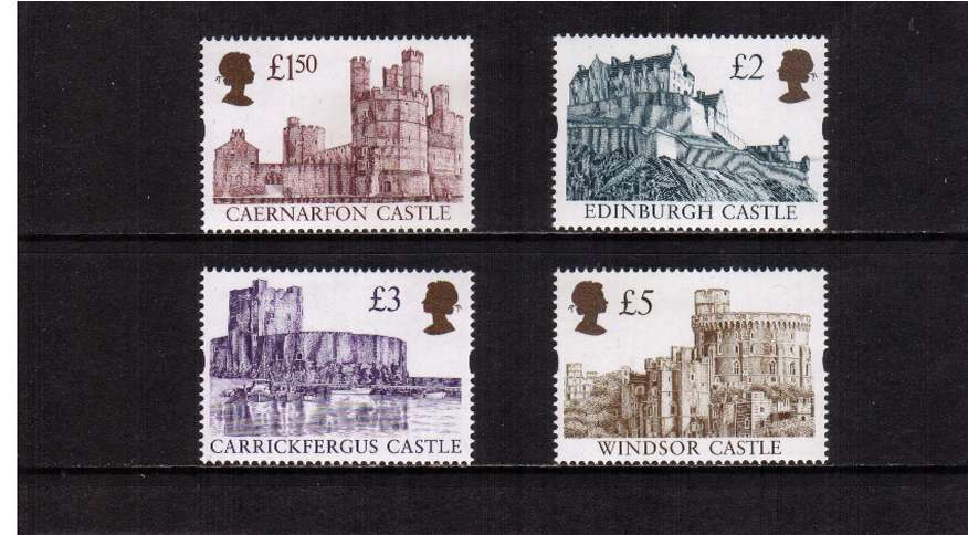 view larger image for SG 1993-1996 (1997) - Elizabeth II<br/>