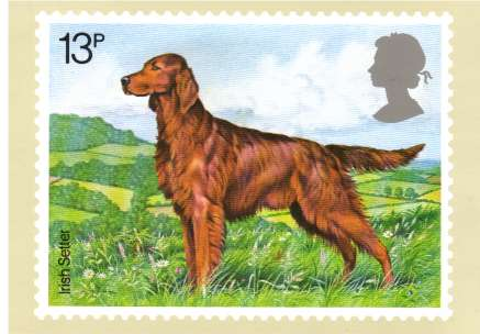 view larger image for PHQ No.33 (1979) - Dogs<br/>Set of four