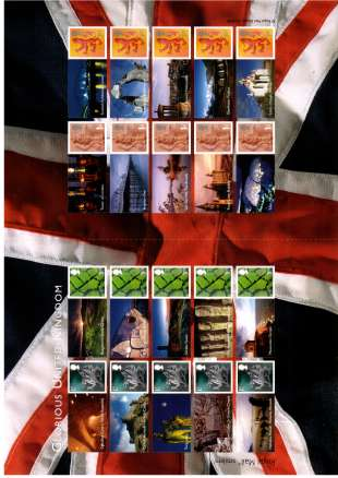 view larger image for SG LS49 (2008) - ''Glorious United Kingdom''