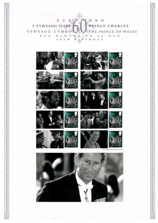 view larger image for SC-CSS-03 (2008) - Commemorative Stamp Sheets<br/>