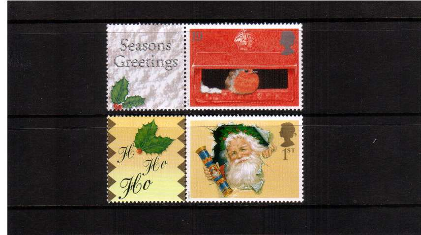 view larger image for SG LS2set (2000) - Christmas 2000 set of two singles