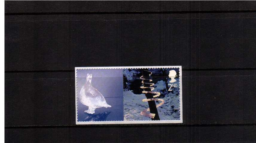 view larger image for SG LS15set (2003) - Christmas 2003 - Ice Sculptures<br/>2nd Class single