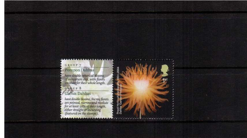 view larger image for SG LS19set (2004) - Royal Horticultural Society single