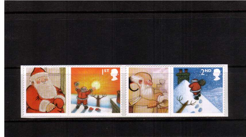 view larger image for SG LS21set (2004) - Christmas 2004 1st and 2nd Class pair
