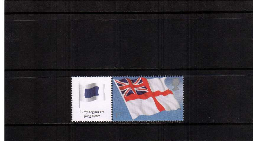 view larger image for SG LS25set (2005) - The White Ensign single