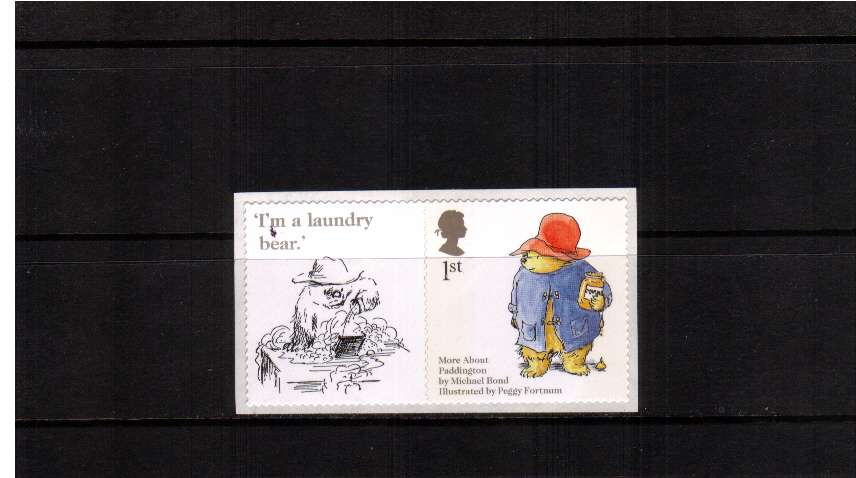 view larger image for SG LS28set (2006) - ''A Bear called Paddington'' single