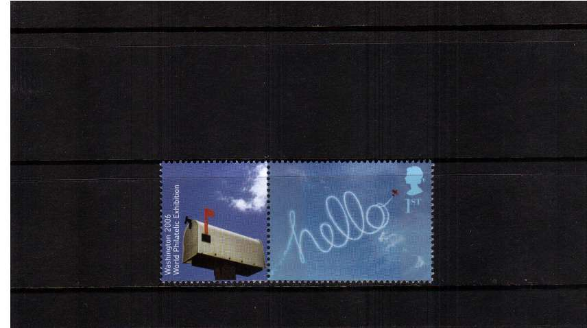 view larger image for SG LS30set (2006) - Hello from ''WASHINGTON 2006'' Expo single