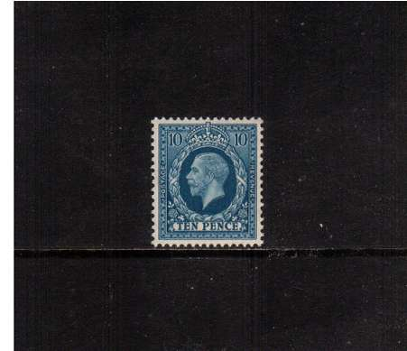 view larger image for SG 448 (1934) - 10d Turquoise-Blue
